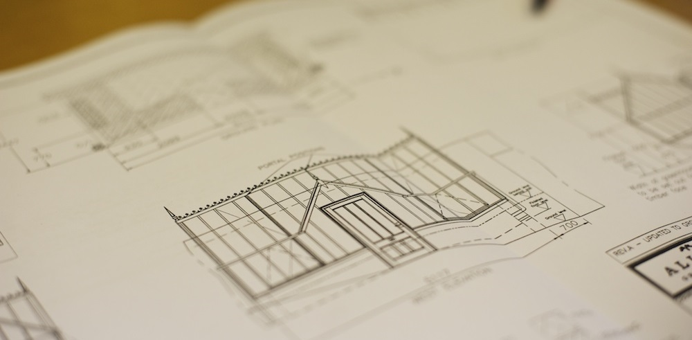 Alitex Design Team Drawings
